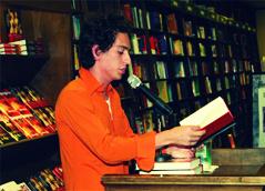 Author in Conversation: Daniel Alarcon